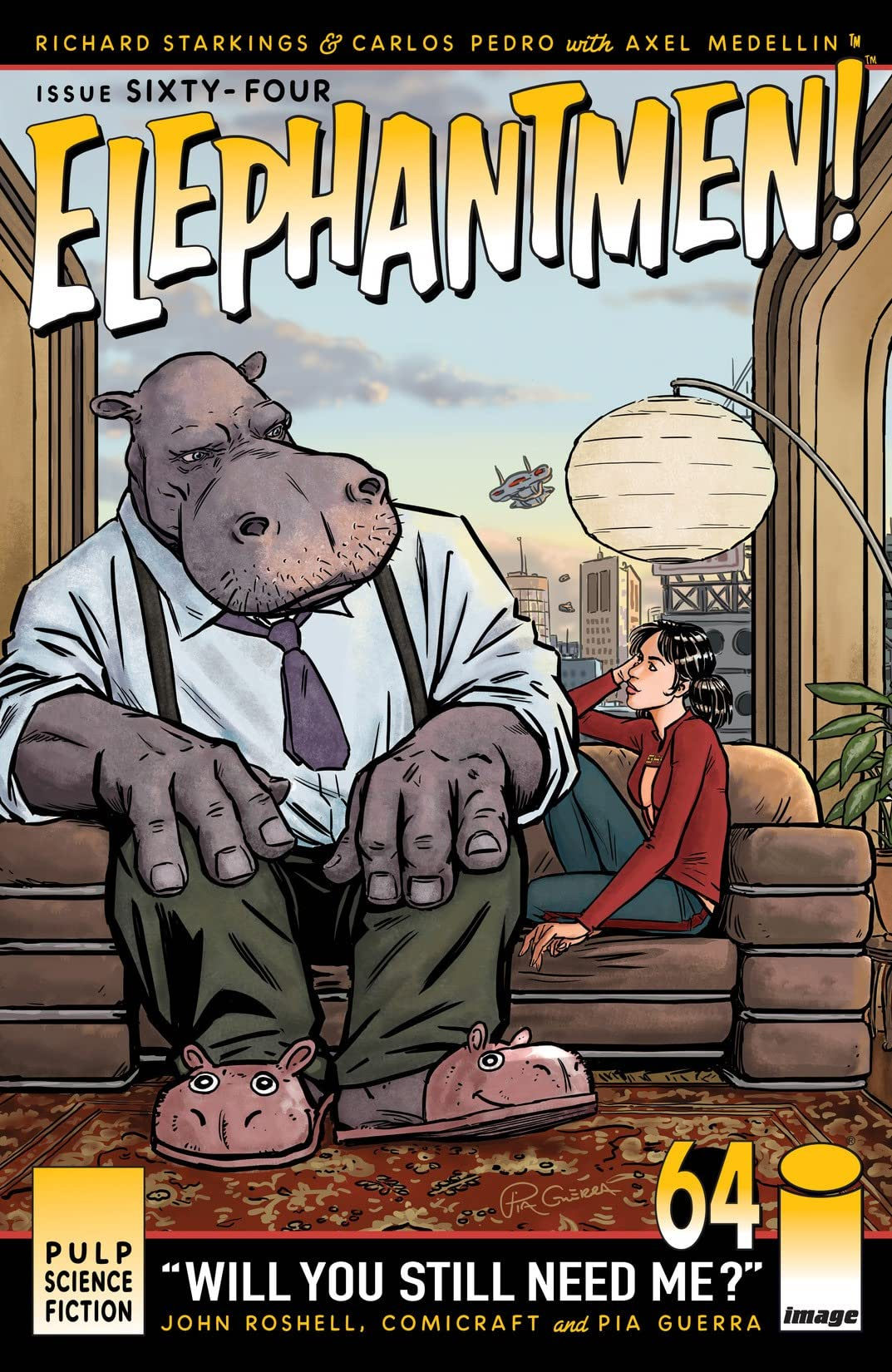 Elephantmen #64