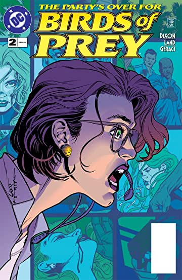 Birds of Prey (1999-2009) #2
