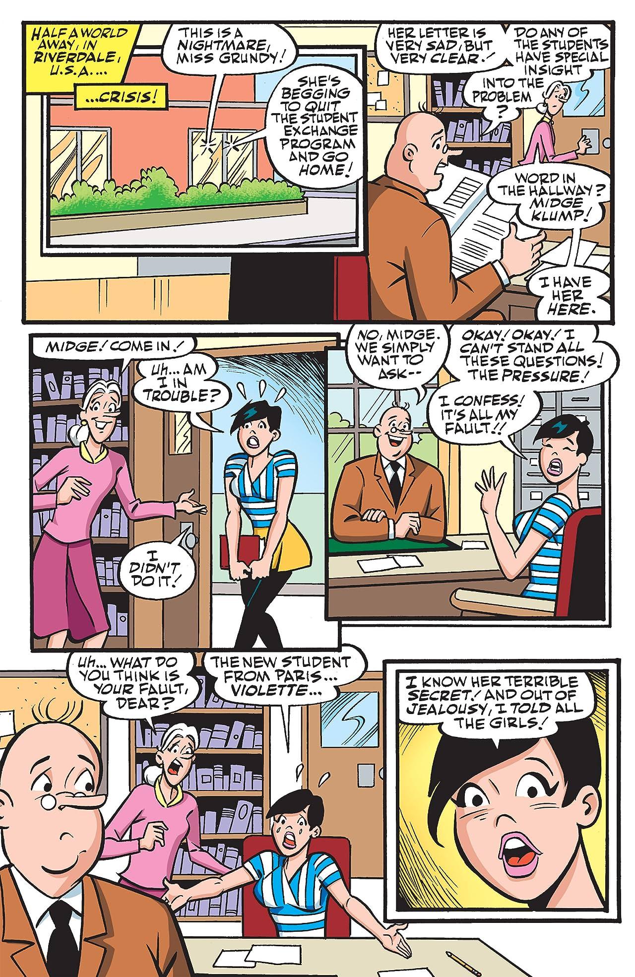 Betty & Veronica #276
