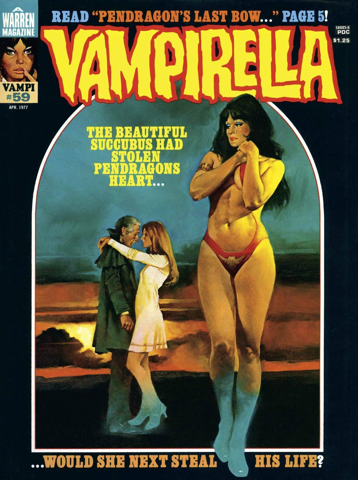 Vampirella (Magazine 1969-1983) #59