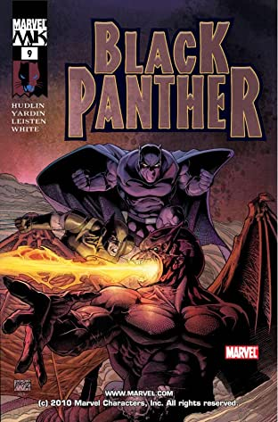 Black Panther (2005-2008) #9