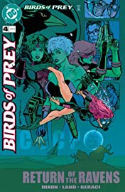 Birds of Prey (1999-2009) #4