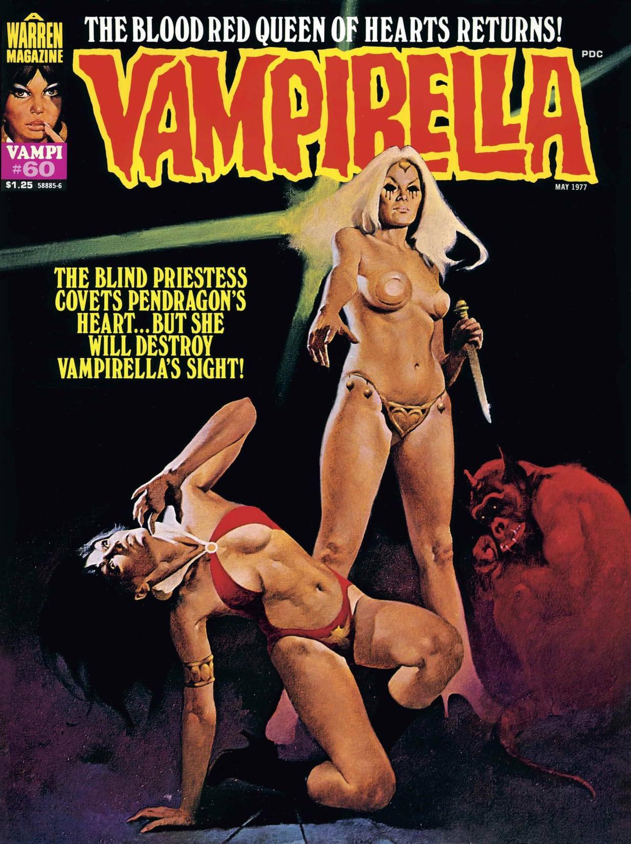 Vampirella (Magazine 1969-1983) #60