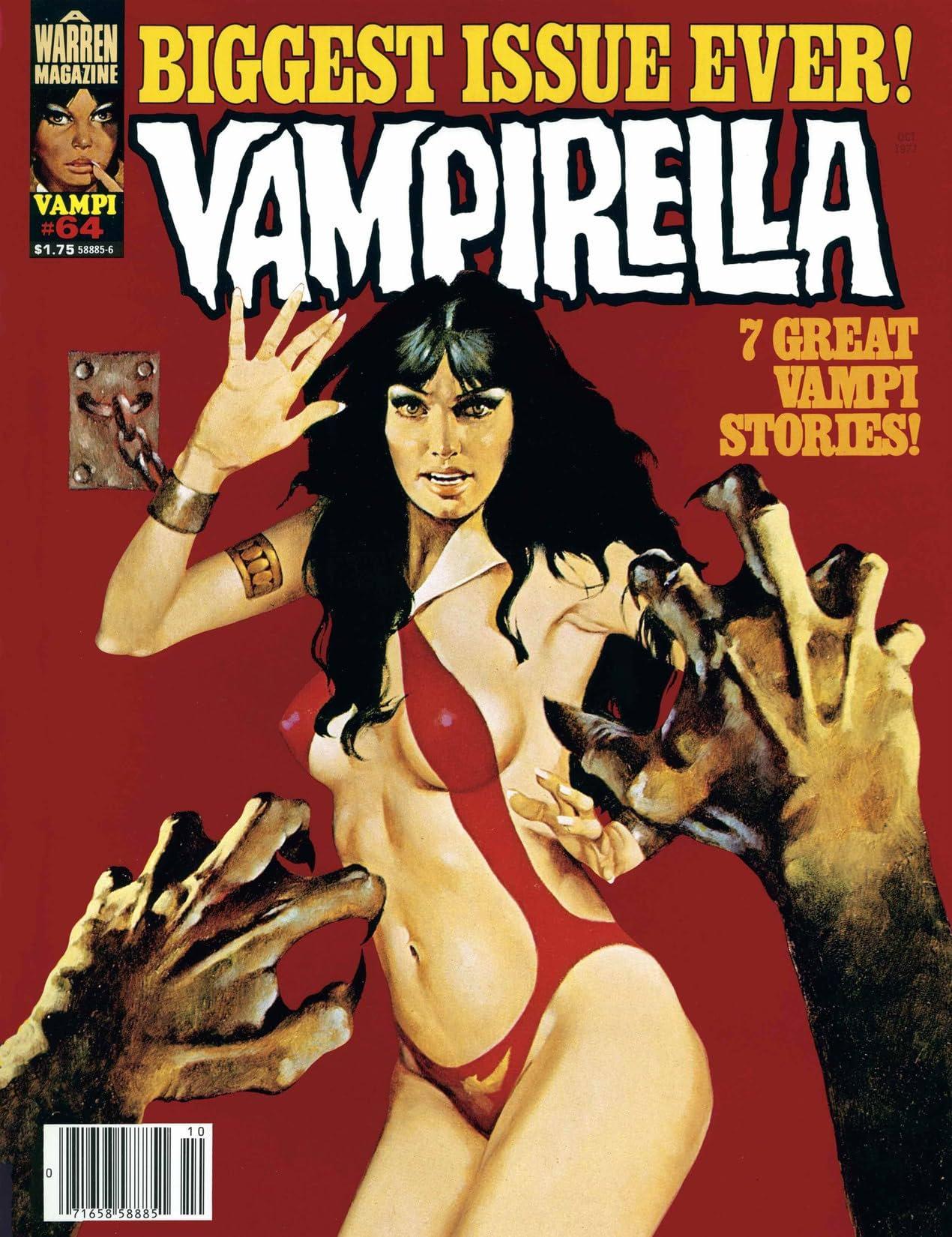 Vampirella (Magazine 1969-1983) #64