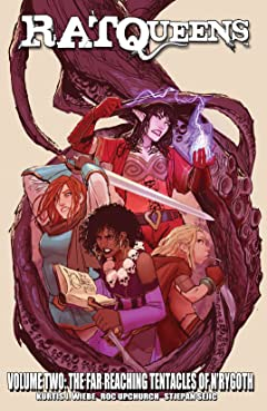 Rat Queens Tome 2: Far Reaching Tentacles of N'rygoth