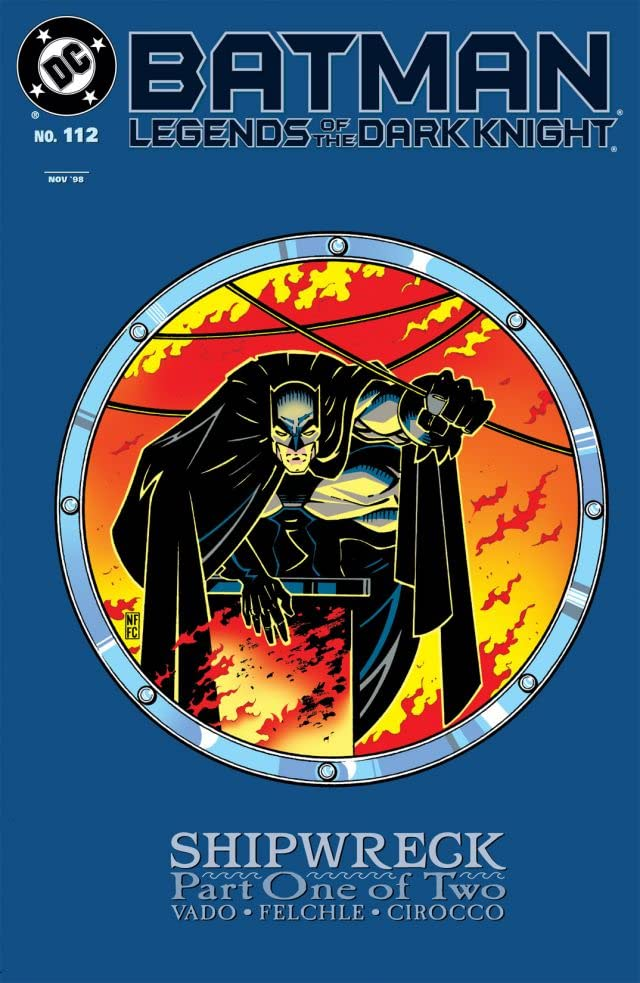 Batman: Legends of the Dark Knight #112
