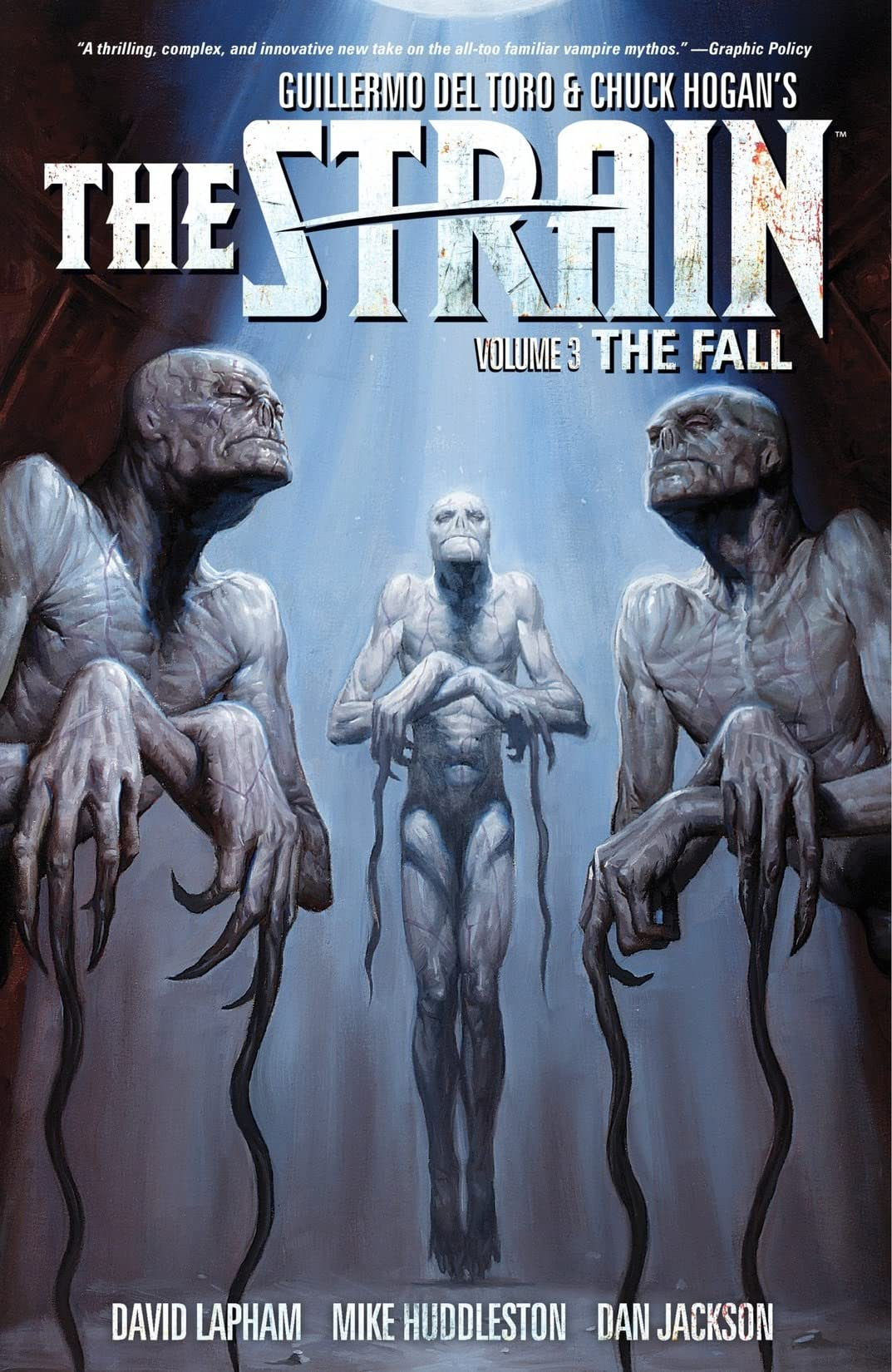 The Strain Vol. 3: The Fall