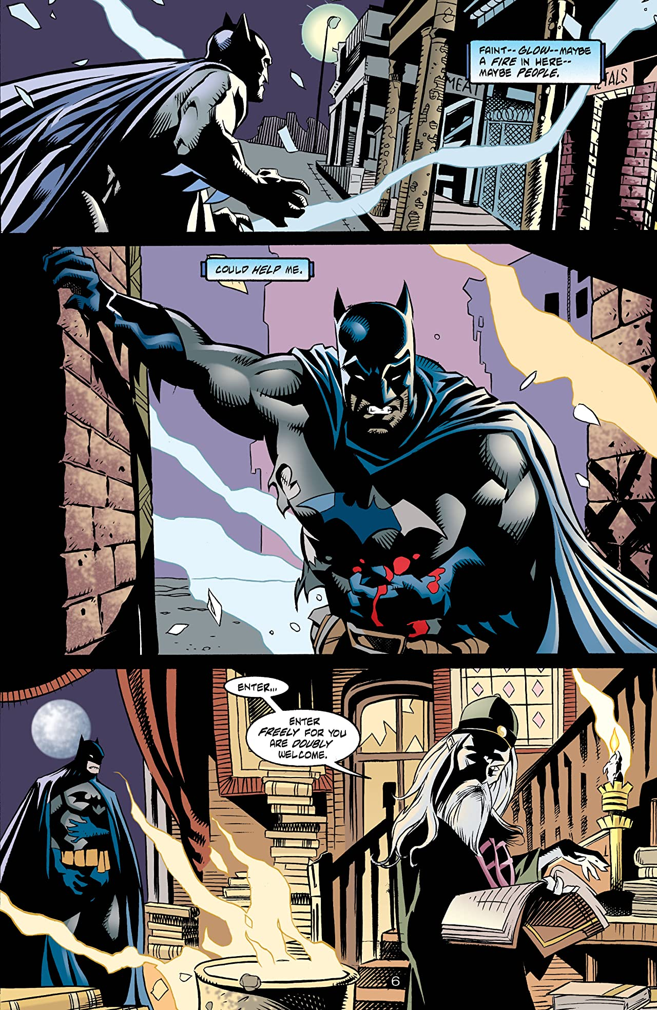 Batman: Legends of the Dark Knight #114