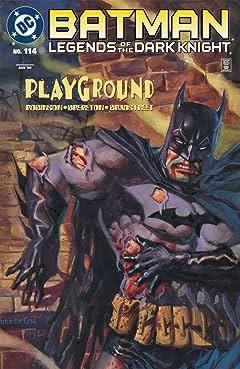 Batman: Legends of the Dark Knight #114