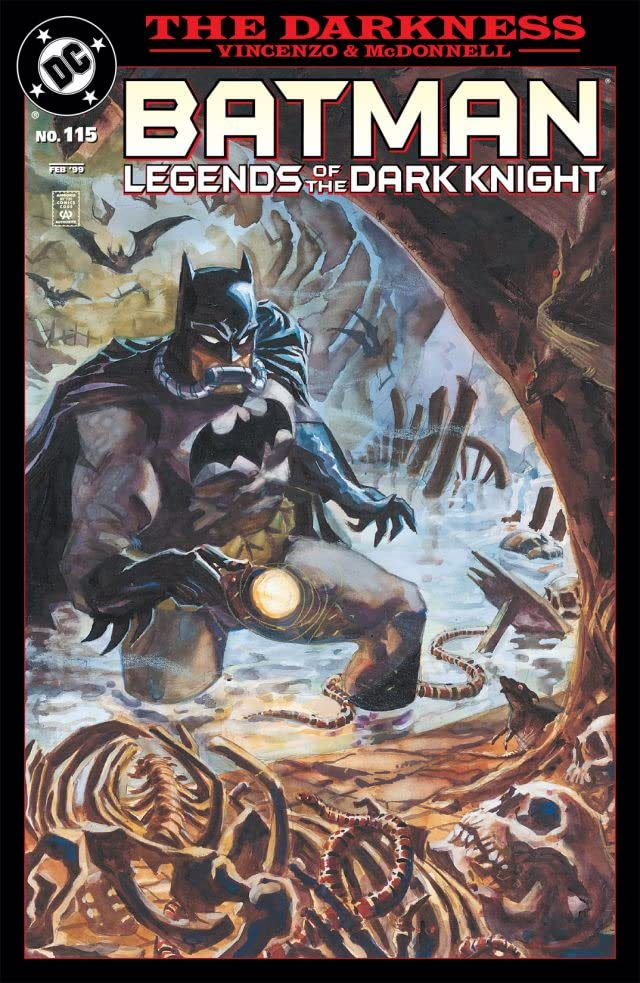 Batman: Legends of the Dark Knight #115