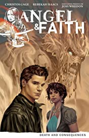 Angel & Faith: Season Nine Vol. 4: Death and Consequences