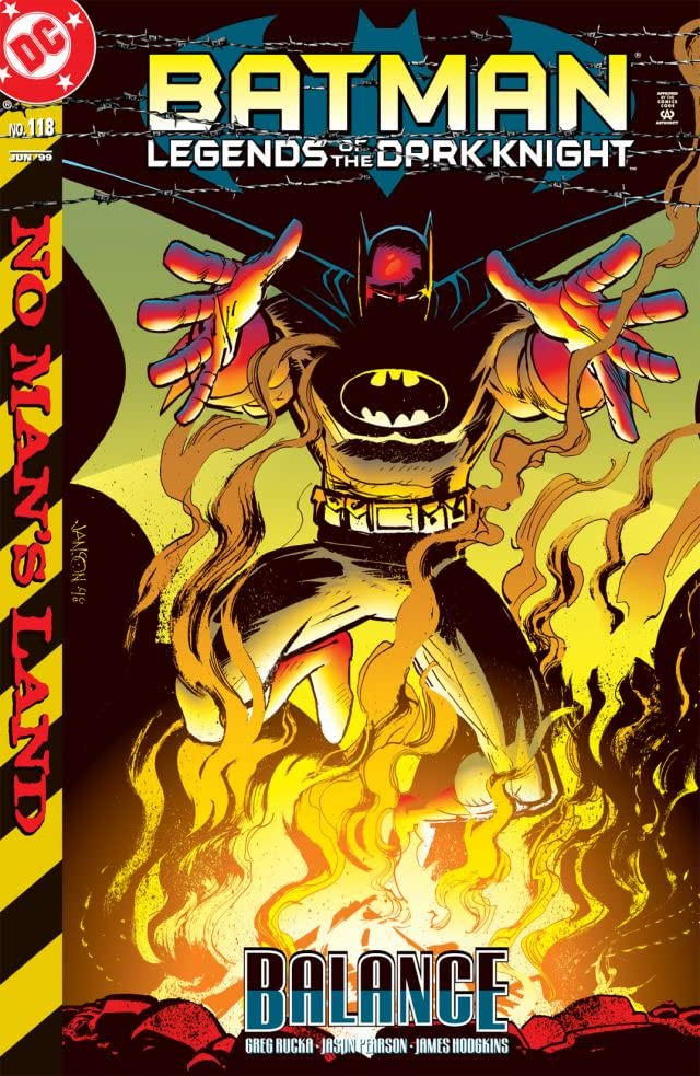 Batman: Legends of the Dark Knight #118