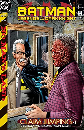 Batman: Legends of the Dark Knight #119