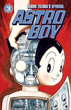 Astro Boy Vol. 3