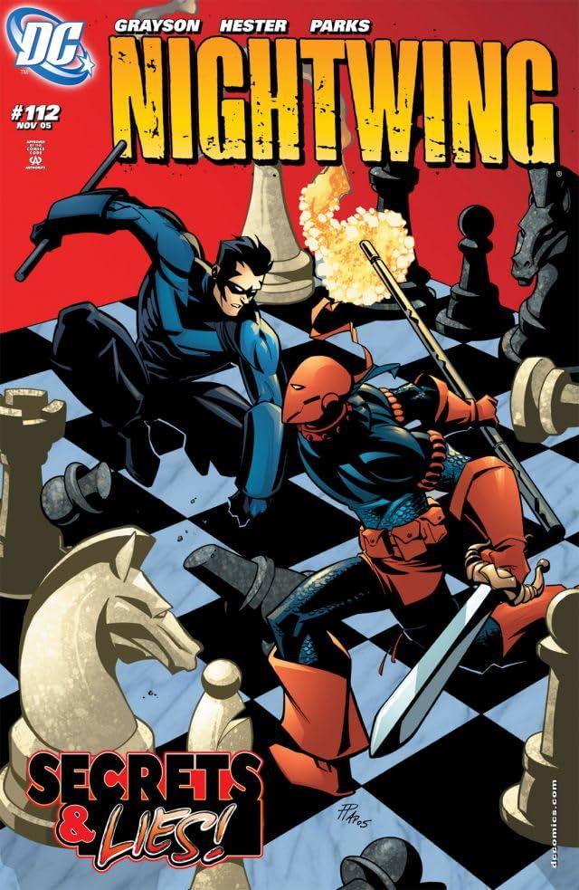 Nightwing (1996-2009) #112