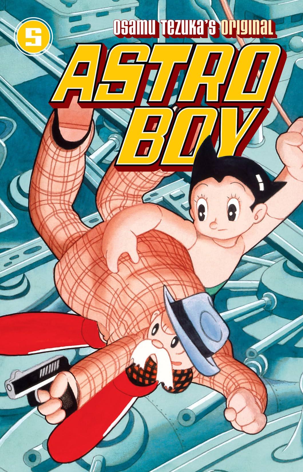 Astro Boy Vol. 5