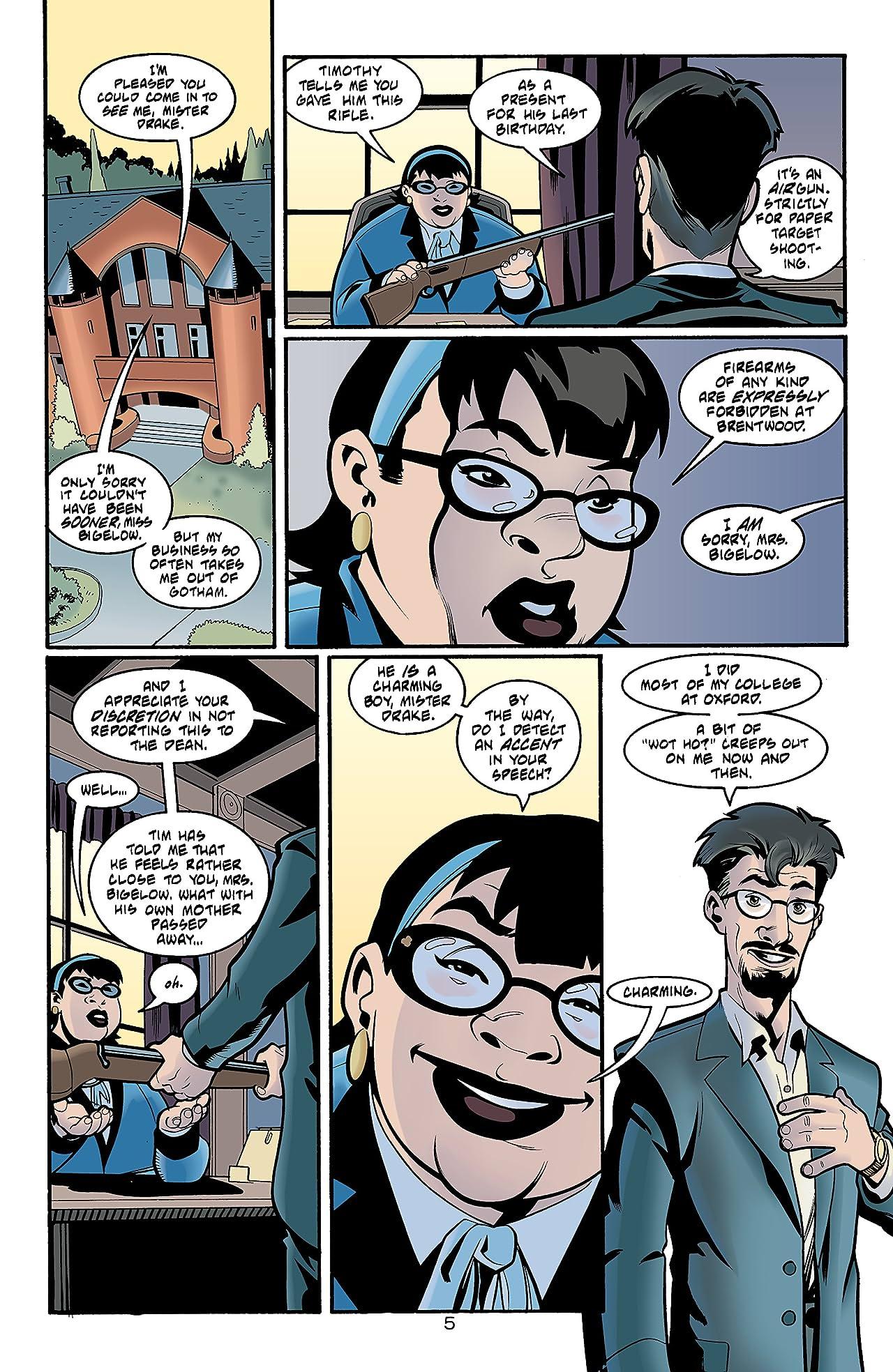 Robin (1993-2009) #80