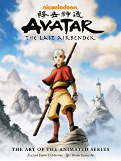 Avatar: The Last Airbender: The Art of the Animated Series