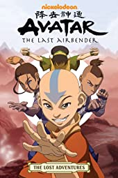 Avatar: The Last Airbender: The Search Part 1 - Comics by