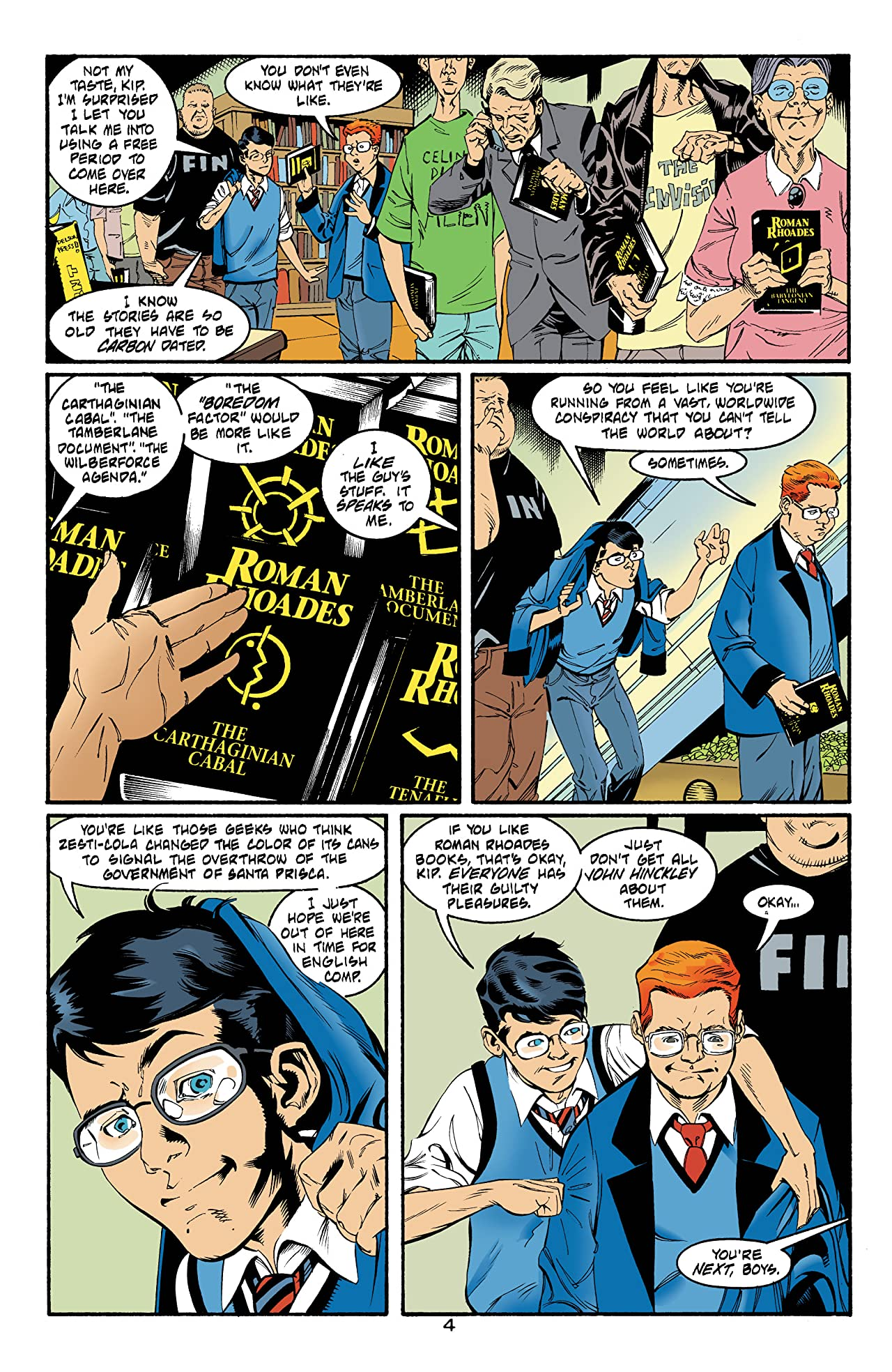 Robin (1993-2009) #81