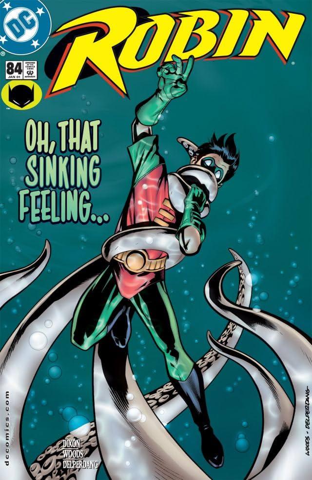 Robin (1993-2009) #84
