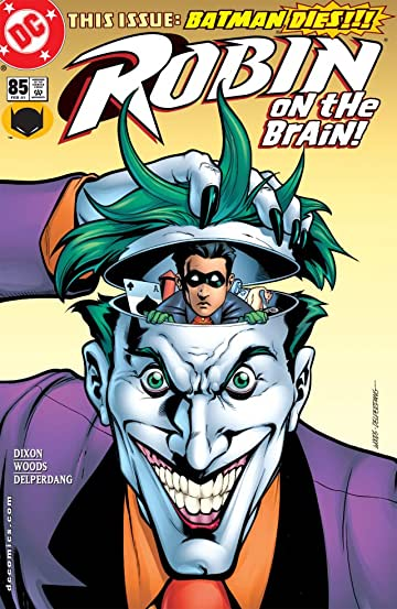 Robin (1993-2009) #85