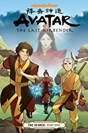 Avatar: The Last Airbender: The Search Part 1