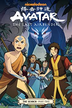 Avatar: The Last Airbender: The Search Part 2