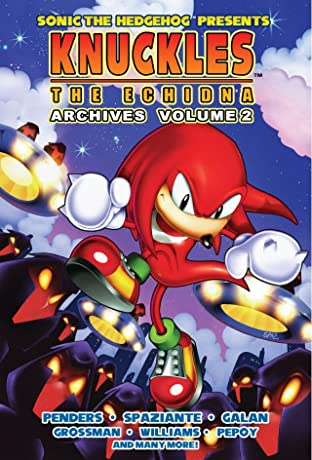 Knuckles the Echidna Archives Vol. 2