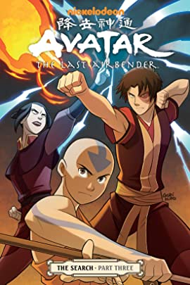 Avatar: The Last Airbender: The Search Part 3