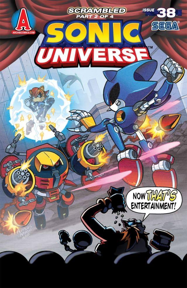 Sonic Universe #38