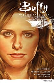 Buffy the Vampire Slayer Season 9 Vol. 1: Freefall