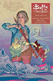 Buffy the Vampire Slayer: Season 10 Vol. 1: New Rules