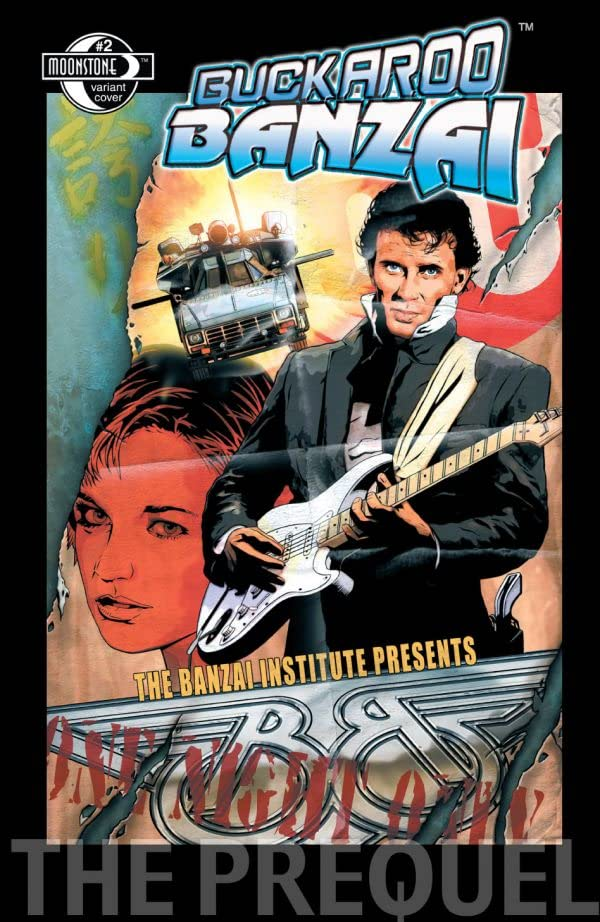 Buckaroo Banzai: The Prequel #2 (of 2)