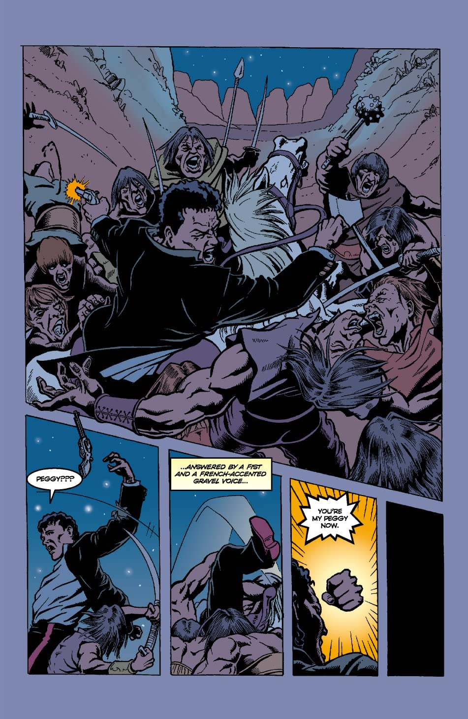 Buckaroo Banzai: The Prequel #2 (of 2)