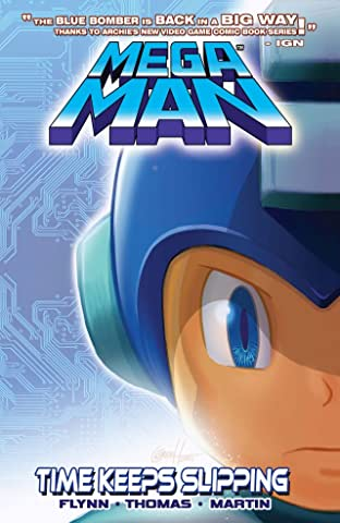 Mega Man Vol. 2: Time Keeps Slipping