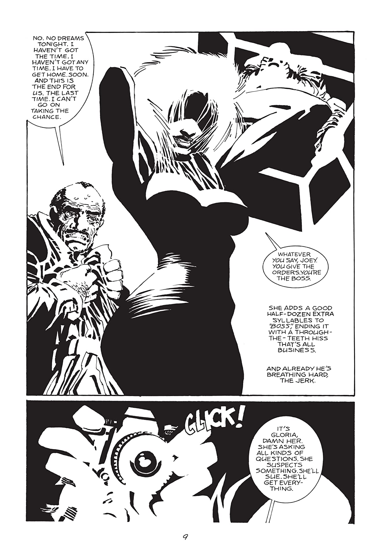 Frank Miller's Sin City Vol. 2: A Dame to Kill For