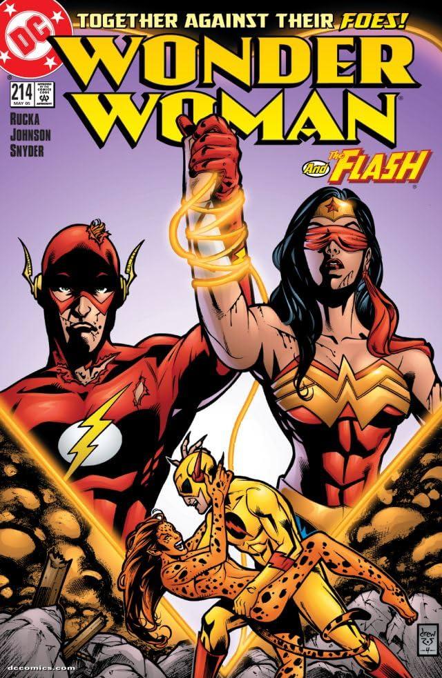 Wonder Woman (1987-2006) #214