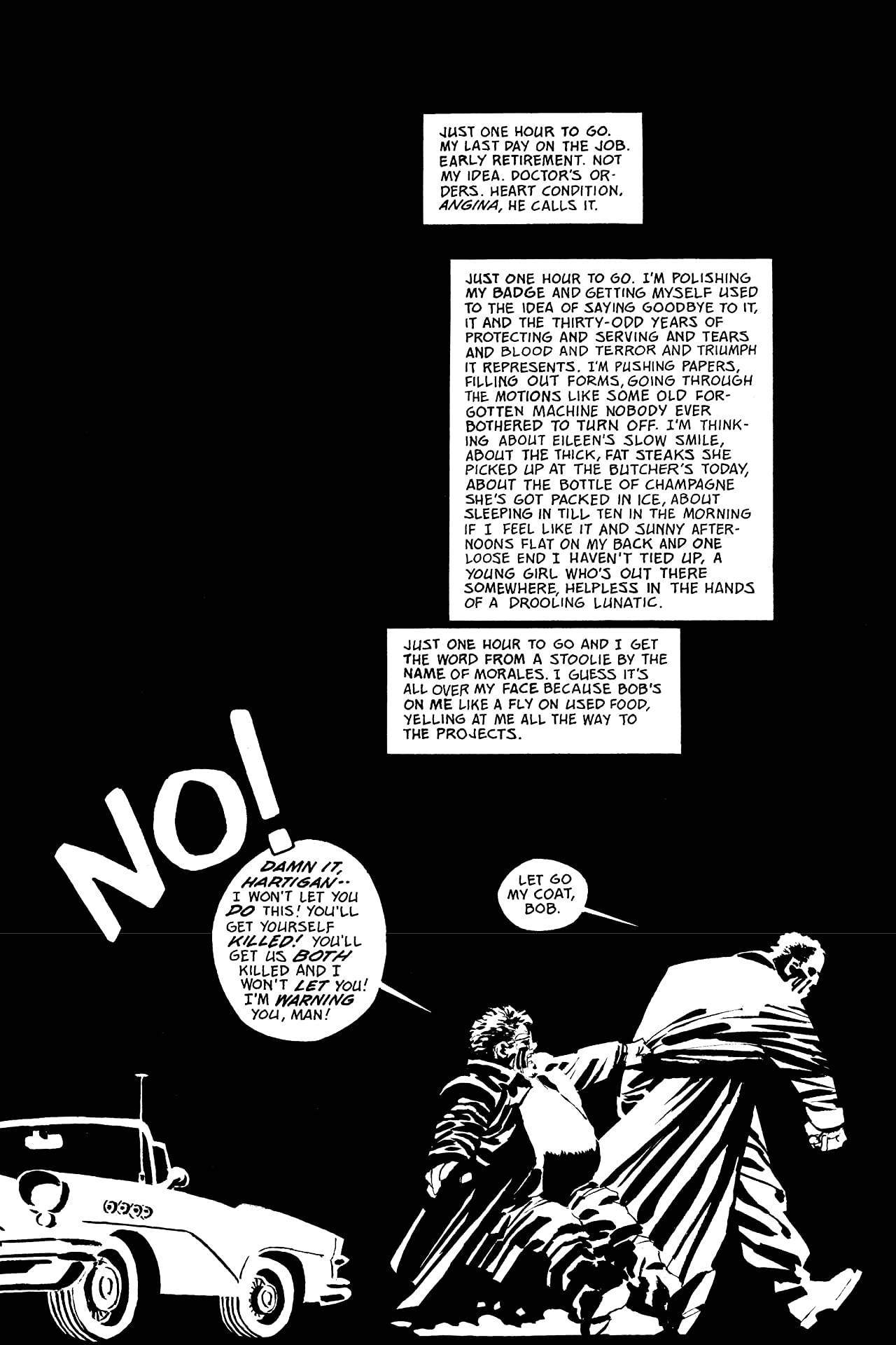 Frank Miller's Sin City Tome 4: That Yellow Bastard