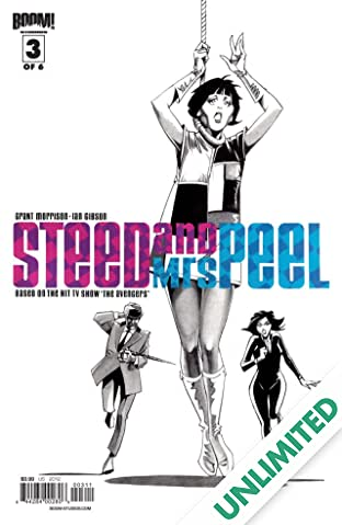 Steed and Mrs. Peel #3 (of 6)