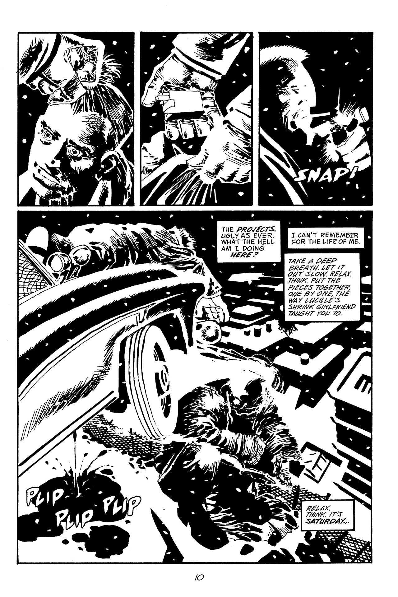 Image result for sin city comic