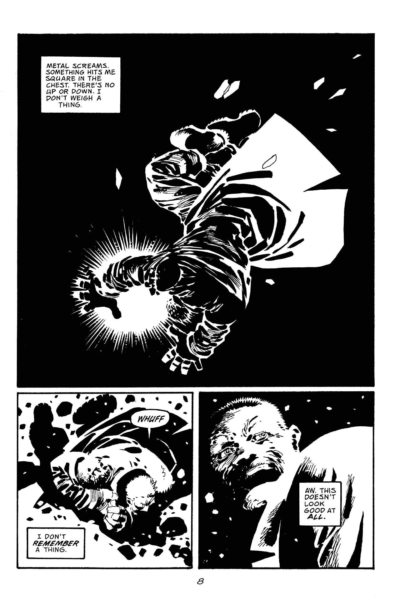 Frank Miller's Sin City Vol. 6: Booze, Broads, & Bullets
