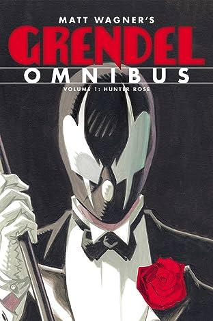 Grendel Omnibus Vol. 1: Hunter Rose