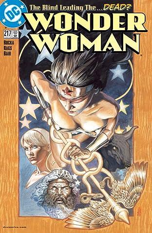 Wonder Woman (1987-2006) #217
