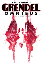 Grendel Omnibus Vol. 3: Orion's Reign
