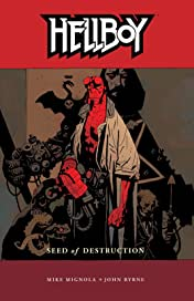 Hellboy Vol. 1: Seed of Destruction