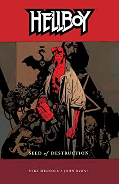 Hellboy Tome 1: Seed of Destruction
