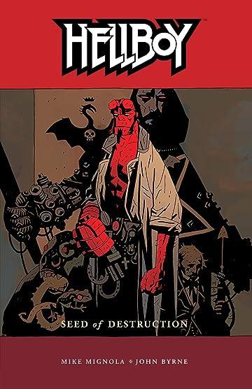Hellboy Vol. 1: Seed of Destruction