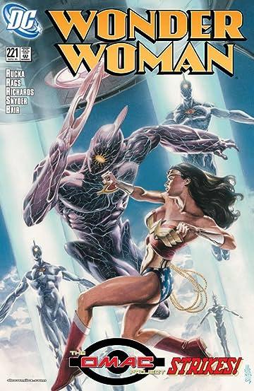 Wonder Woman (1987-2006) #221