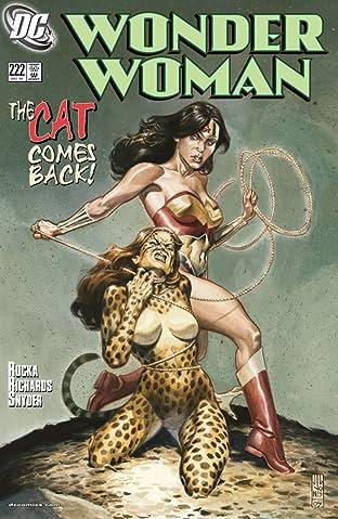 Wonder Woman (1987-2006) #222
